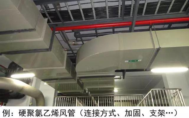 机电BIM必备-通风工程施工质量验收要点
