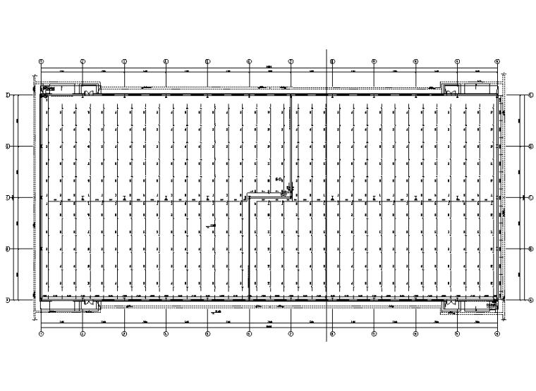云南雏育成场给排水设计施工图