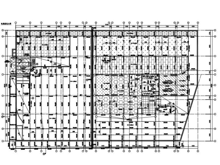 108m超高层框筒结构人才公寓结构施工图2017