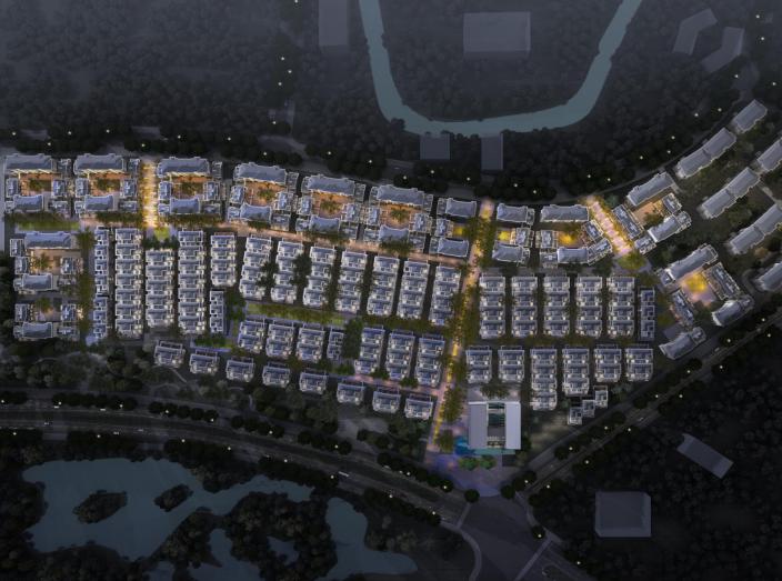 泰禾上海院子规划及建筑设计文本(TH设计)
