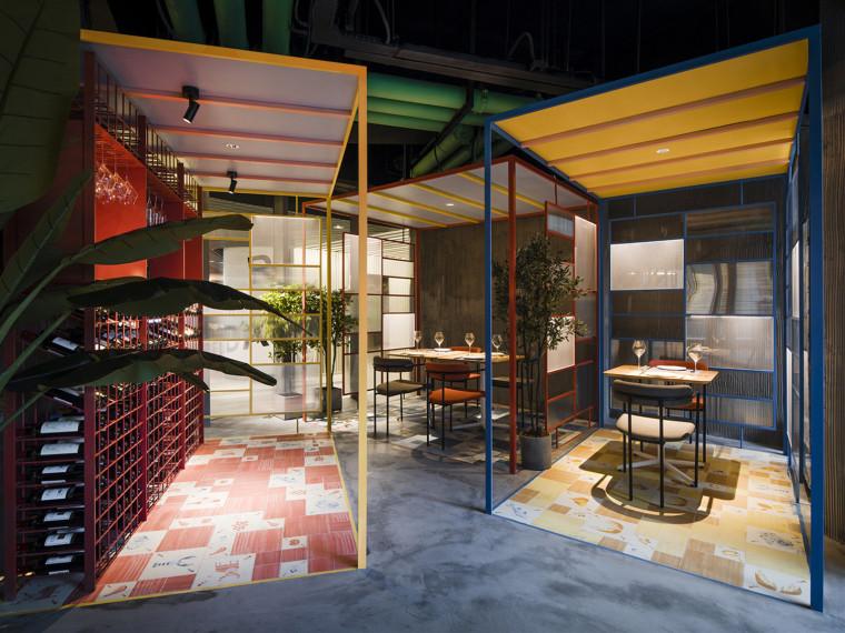 上海TapaTapa西班牙风餐厅