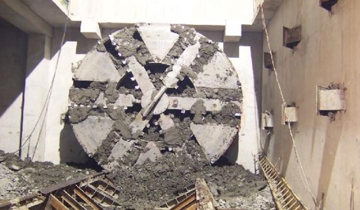 盾构施工技术要点和适用范围介绍
