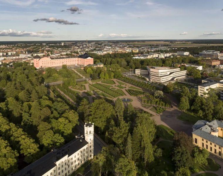 瑞典乌普萨拉大学行政楼/案例