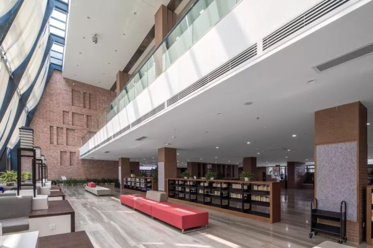 作品|清华大学图书馆北楼_10