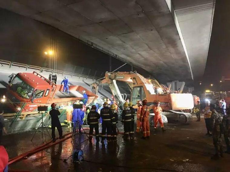 无锡高架桥事故已致3死2伤,原因初步认定_2