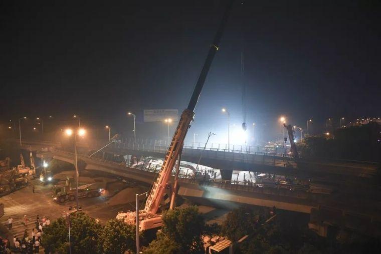 无锡高架桥事故已致3死2伤,原因初步认定_1
