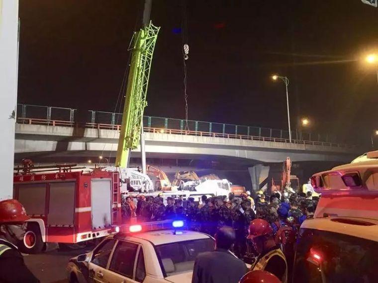 无锡高架桥事故已致3死2伤,原因初步认定_3
