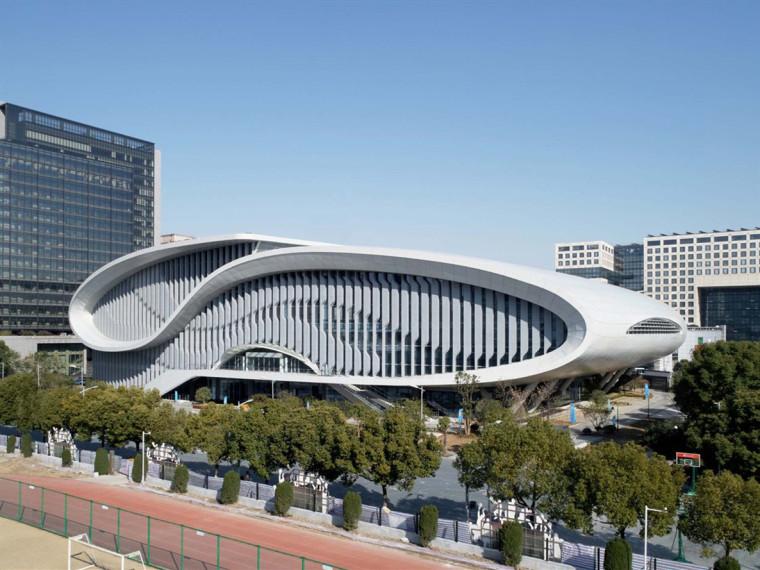 杭州黄龙体育中心游泳跳水馆