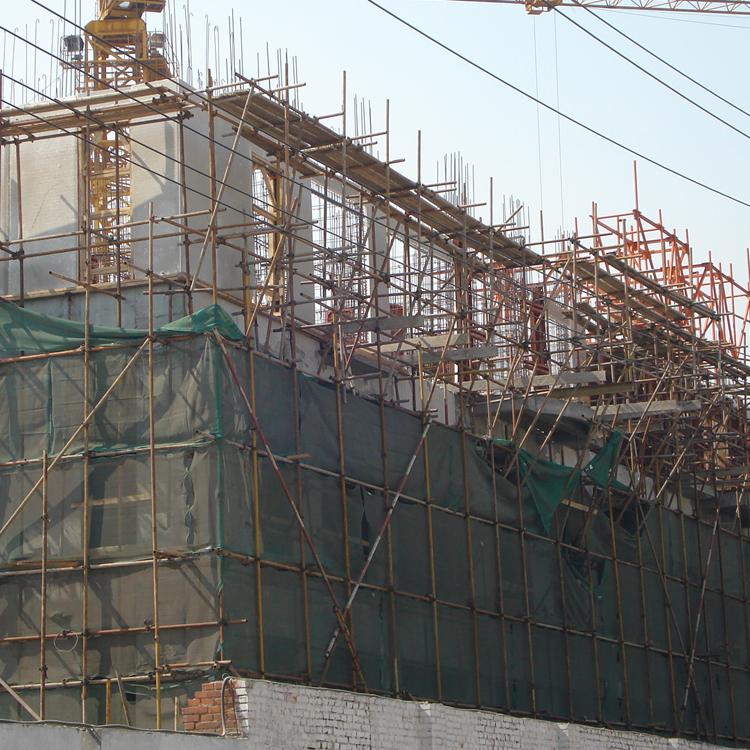 建筑结构施工图(基础平面图及基础详图)