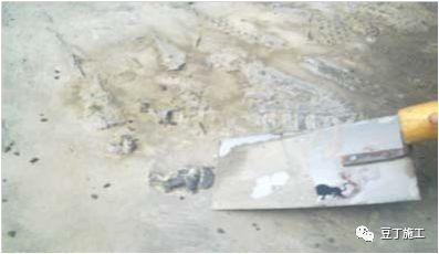 碧桂园反应型防水卷材施工工艺和质量控制