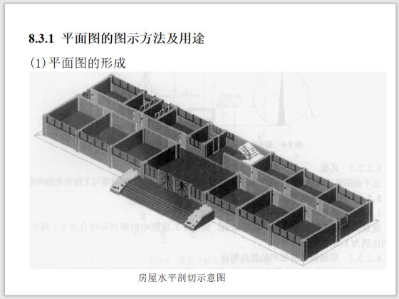 房屋建筑施工图(建施结施设施装饰)