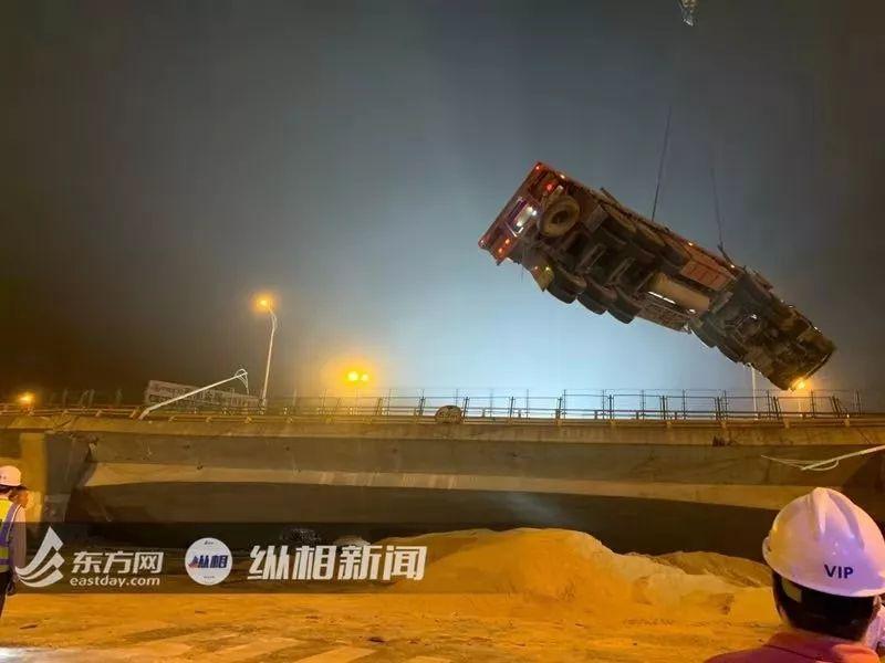 无锡高架桥事故已致3死2伤,原因初步认定_14