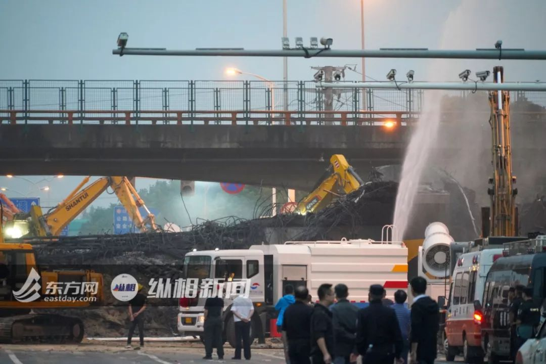 无锡高架桥事故已致3死2伤,原因初步认定_15