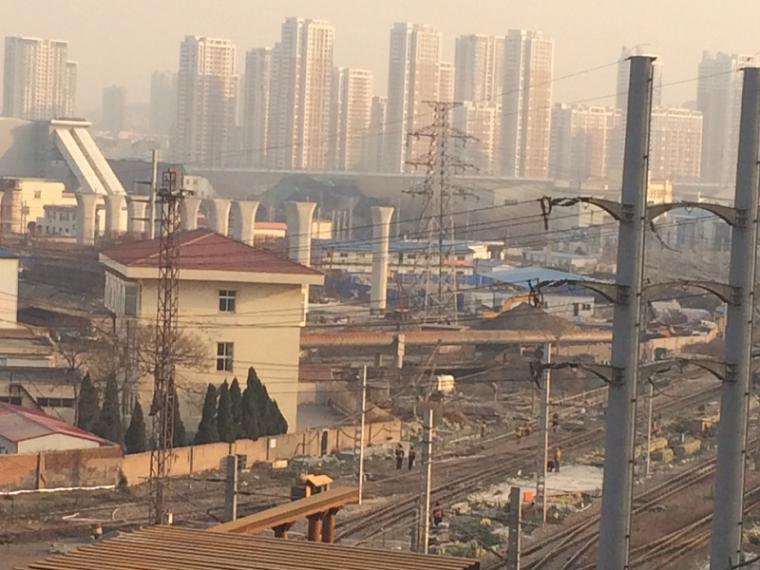 [青岛]铁路上跨高压线及线塔拆除施工方案
