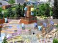 社区亲子互动儿童游乐场设施设计,共创亲密