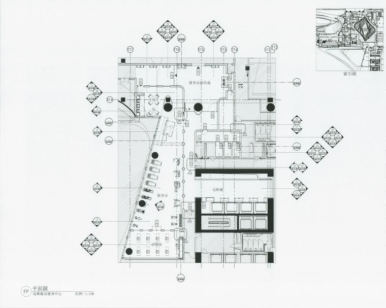 [杭州]ABConcept-康莱德酒店全套施工图