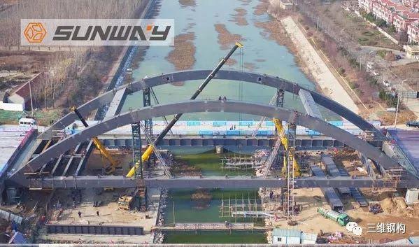 大跨度钢结构工程设计与施工方面细节
