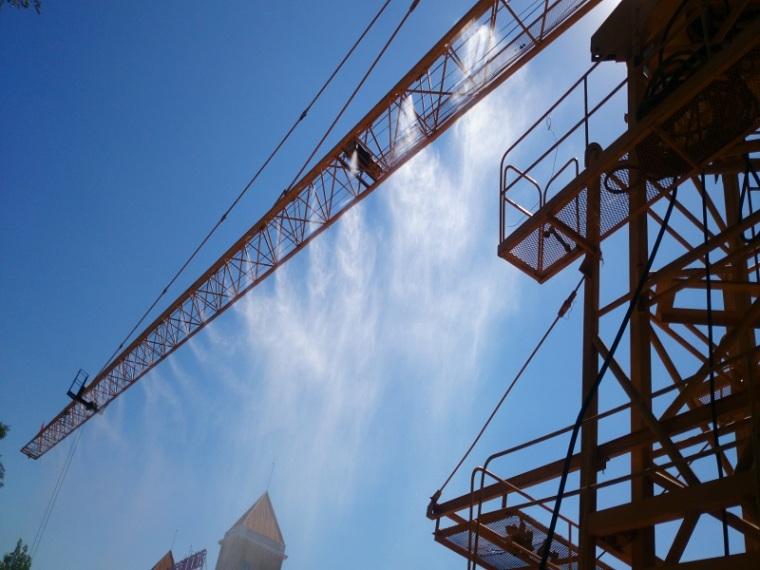 南京住宅项目塔吊安装拆除安全专项施工方案