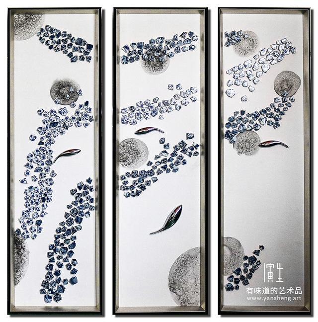 新中式陶瓷实物画_2