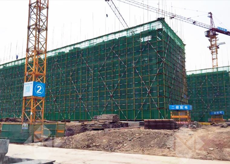 化工类钢结构厂房施工图(20张)