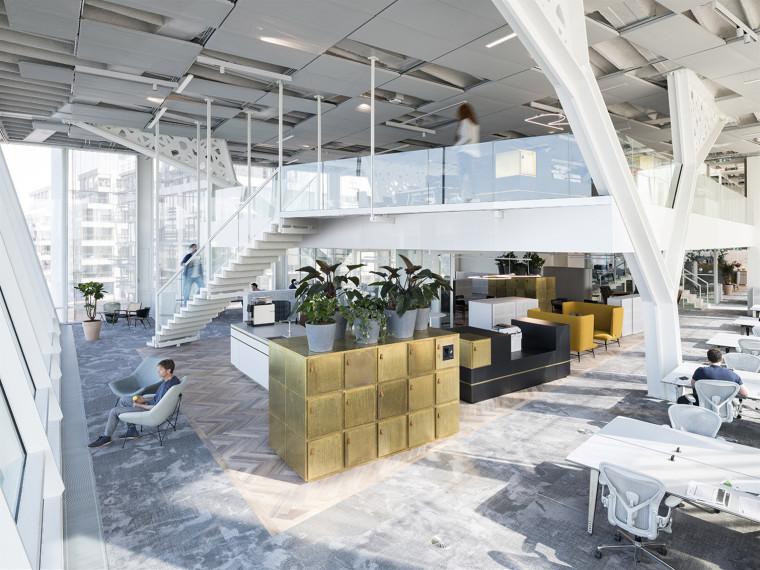 荷兰Amvest投资开发新办公室