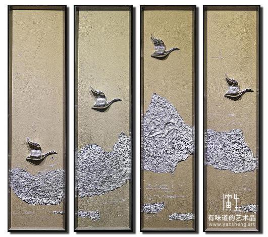 新中式陶瓷实物画_4