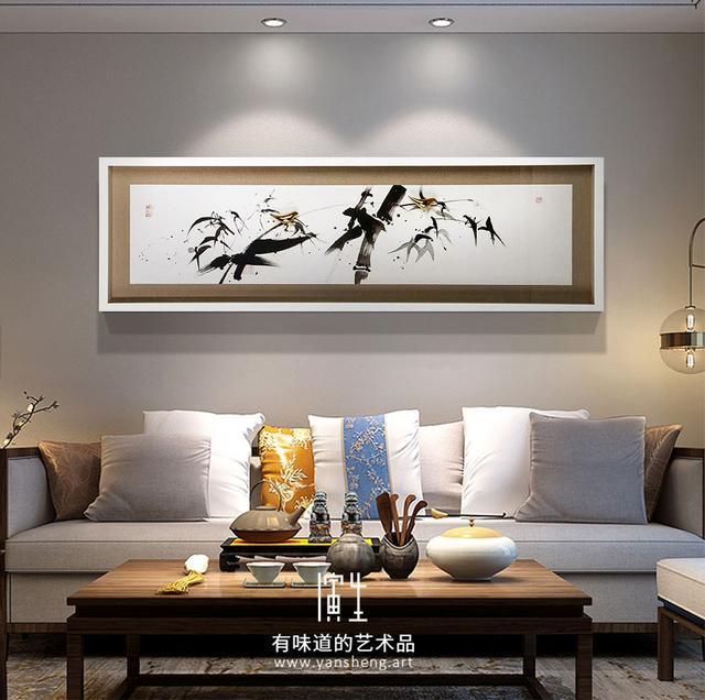 新中式陶瓷实物画_7