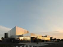 法国伊斯贝格图书馆和剧院