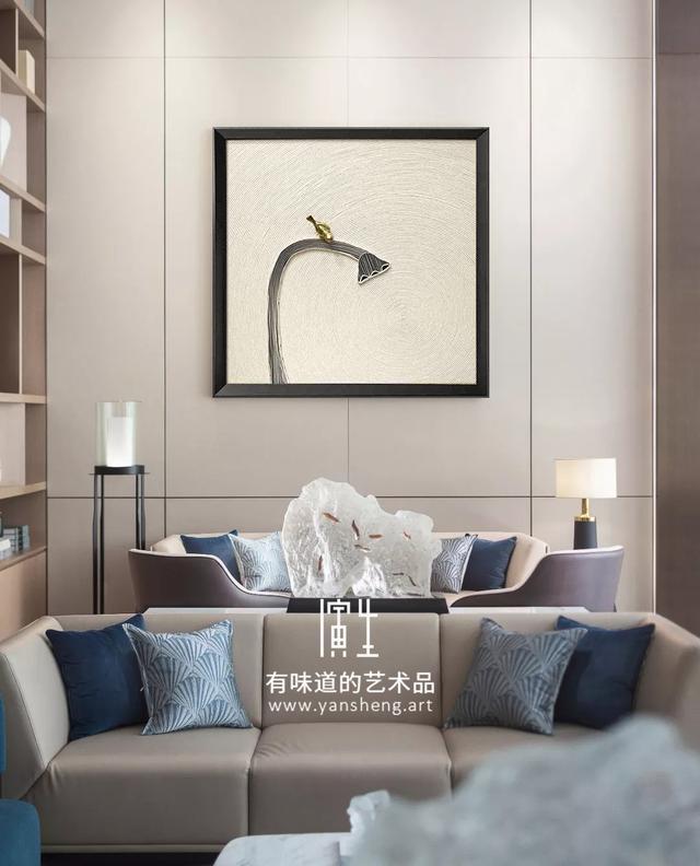 新中式陶瓷实物画_15