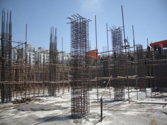 建筑结构平法框架柱施工图的识读