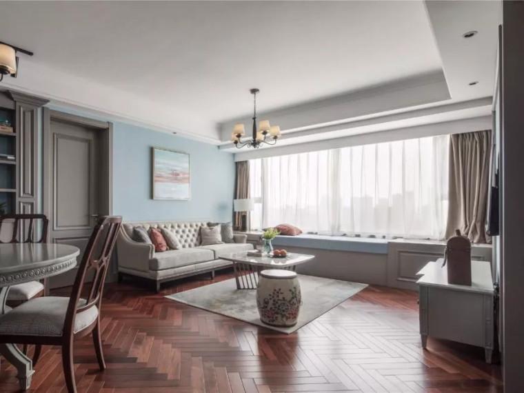 杭州美式风格的居住空间