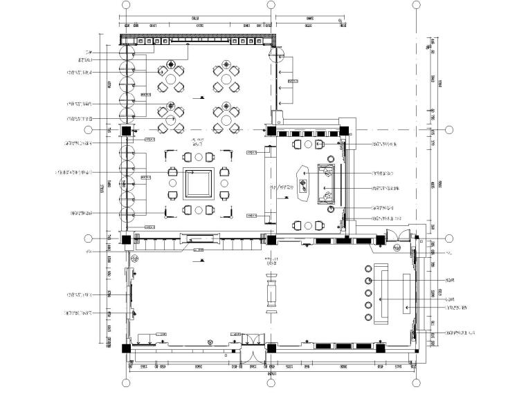 31F-2P红酒吧平面图