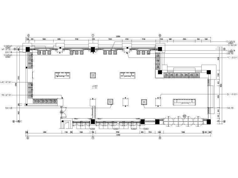 61F-5P-艺术展厅平面