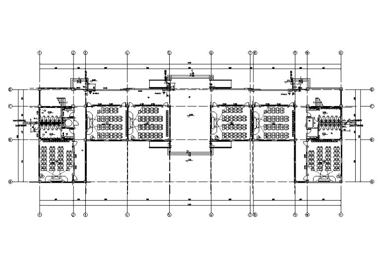 贵州小学教学楼及食堂给排水施工图