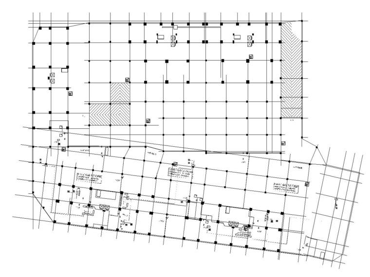 某住宅小区设计人防电气施工图