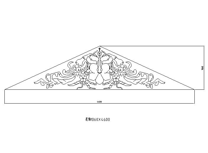 GRC成品大样图(CAD)