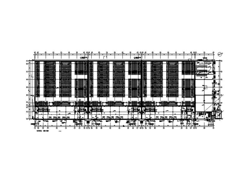貴州電商物流園冷庫給排水施工圖