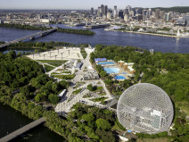 加拿大世博会园区改造