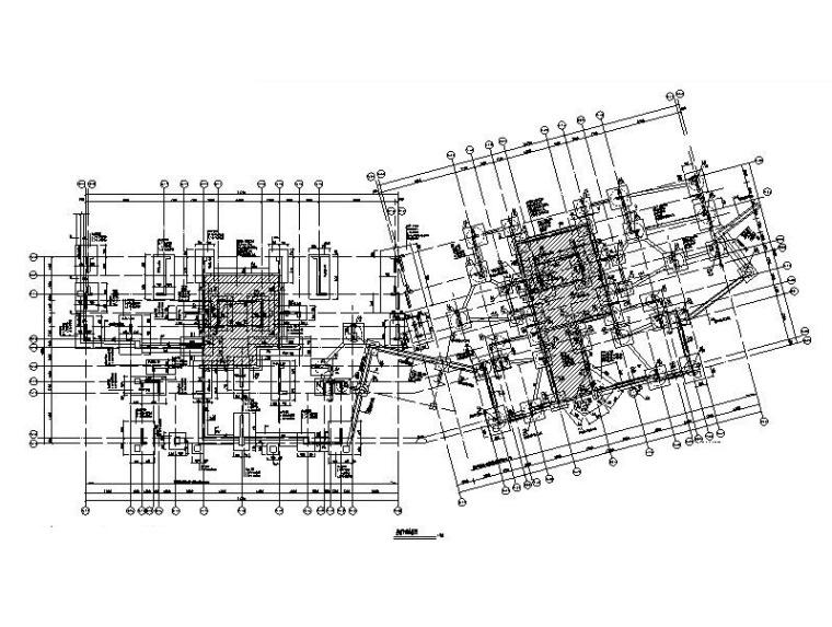 26层高层住宅剪力墙结构施工图2018