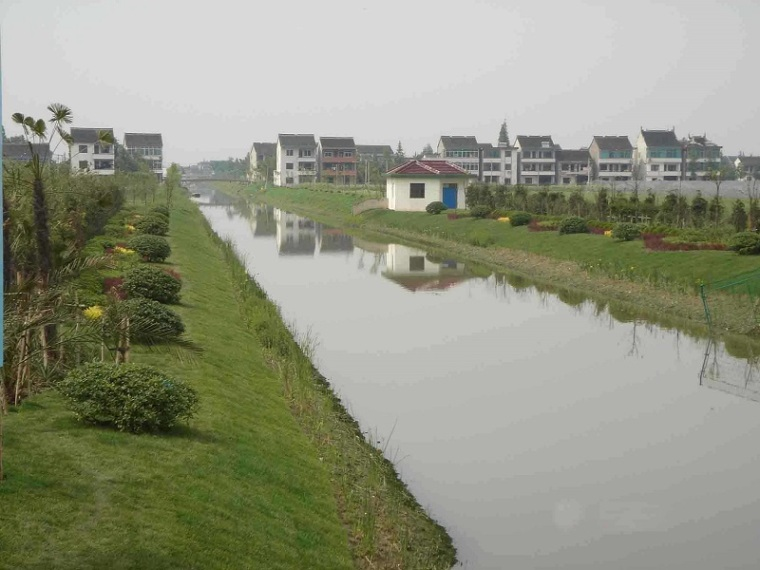 河堤综合治理工程地质勘察报告(清楚明了)