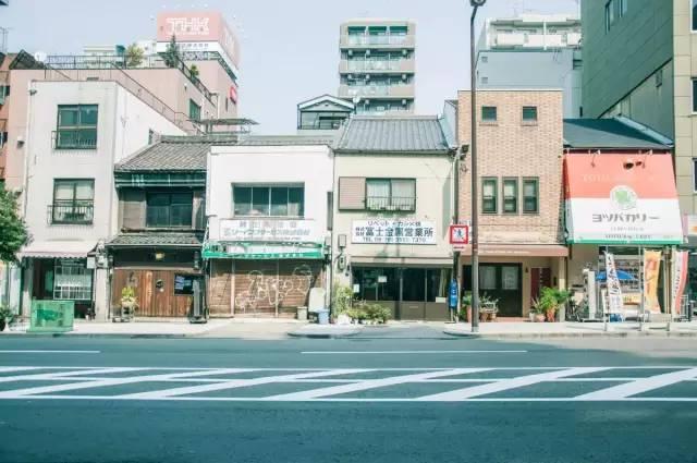 建筑|在日本扫街后的街道营造启示
