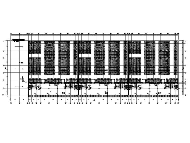 貴州電商物流園冷庫二給排水施工圖