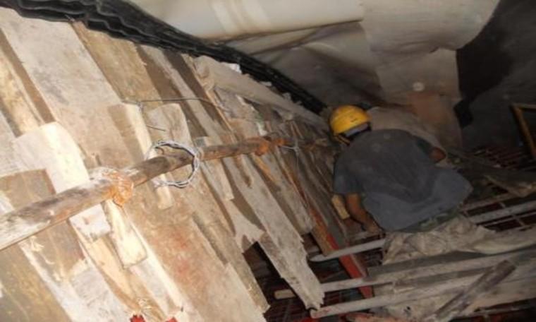 隧道二次衬砌技术交底及预防整改措施