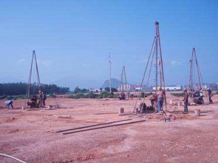 岩土工程勘察报告审查中常见问题
