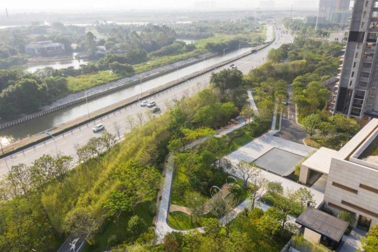 都市微山林|保利和悦滨江景观设计