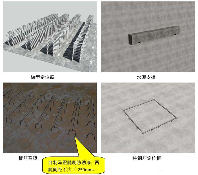 土建、安装和模板,施工质量标准化图册!
