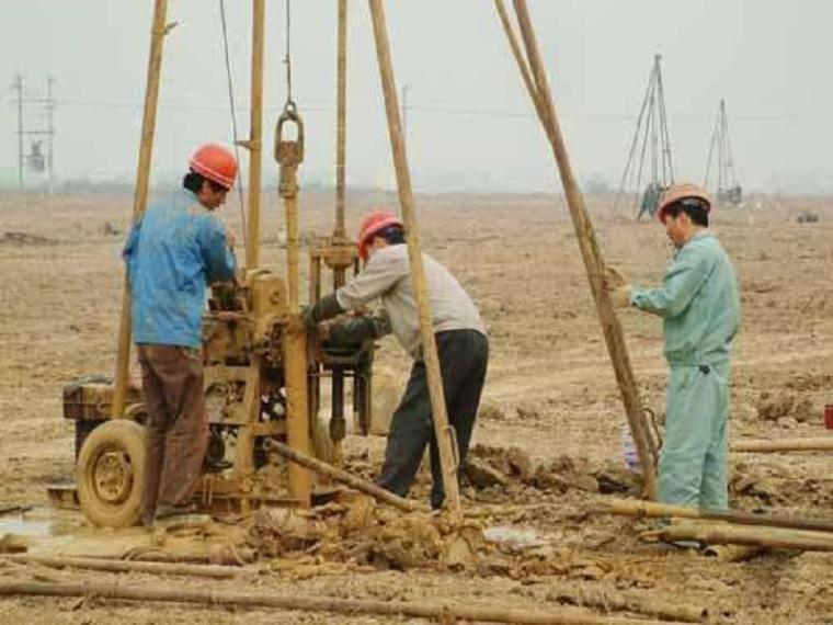地下室岩土工程勘察报告(21页,清楚明了)