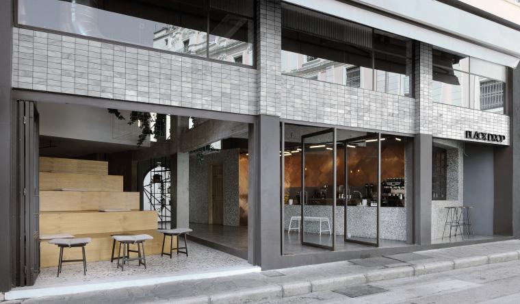 国内外新咖啡厅设计-项目案例甄选22套