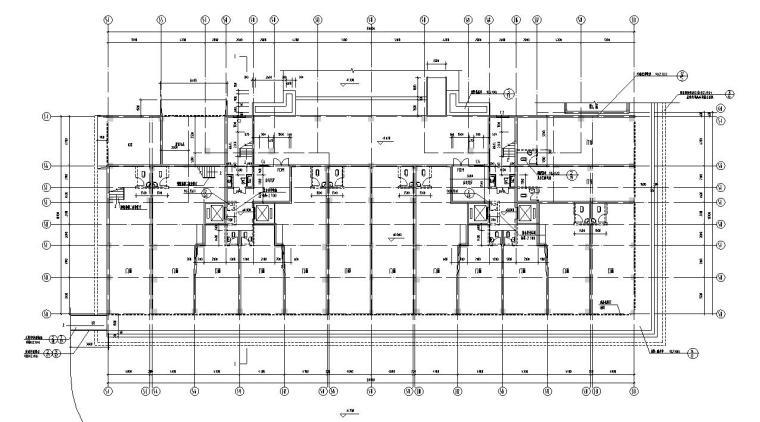 高层住宅户型设计图