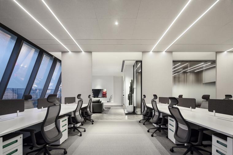 上海岳蒙设计自用办公室JPG平面图+官方摄影